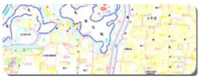 1:10000数字地形图