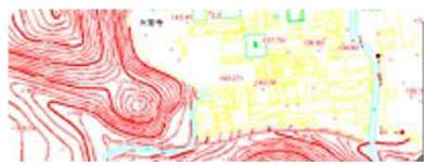 1:2000数字地形图